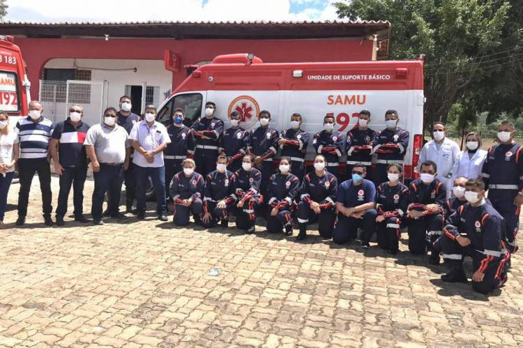 Governador deu boas vindas aos novos profissionais da Saúde no Ceará