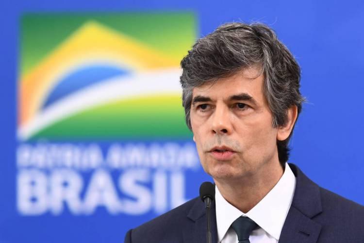 Saída de Nelson Teich gera repercussões negativas (Foto: EVARISTO SA/AFP)