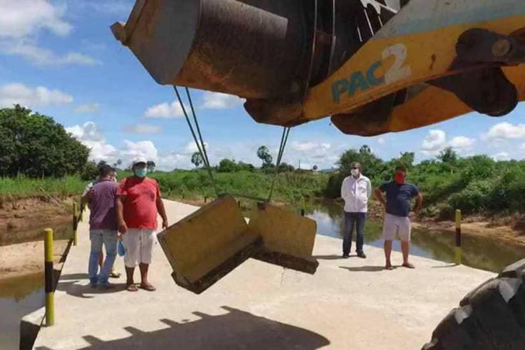 Pacujá decretou o fechamento de suas vias de acesso por dez dias (Foto: Reprodução / Facebook Prefeito de Pacujá)