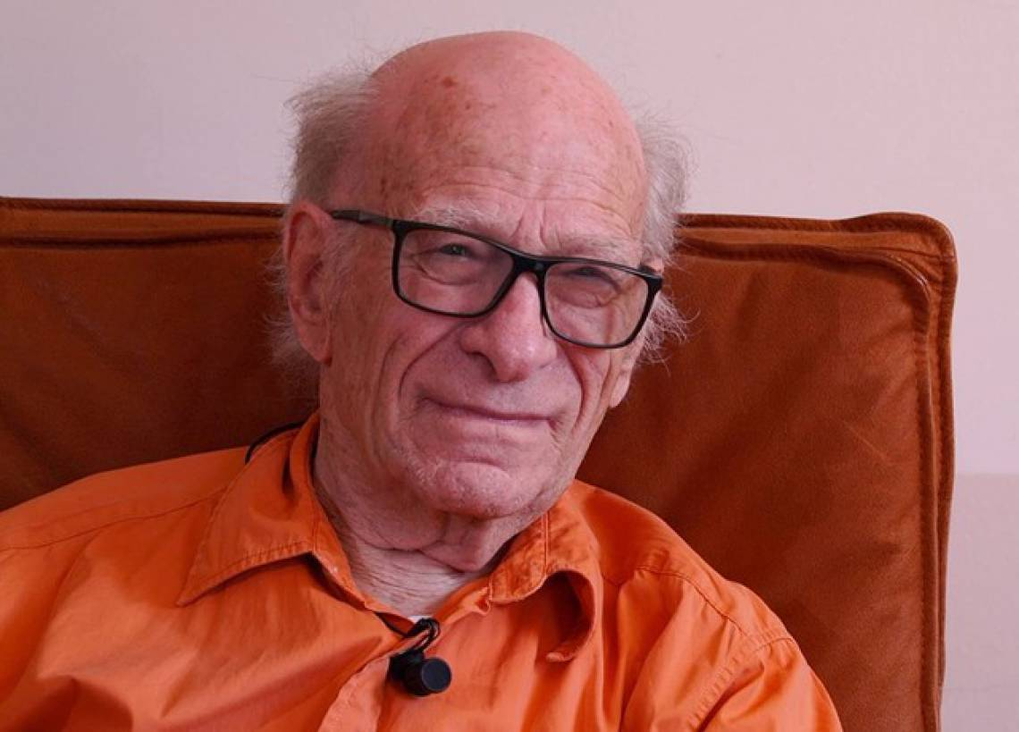 Gene Deitch era um norte-americano que vivia há décadas em Praga