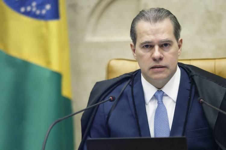 Presidente do SRF, Dias Toffolli pediu vistas sobre a matéria, que será retomada
