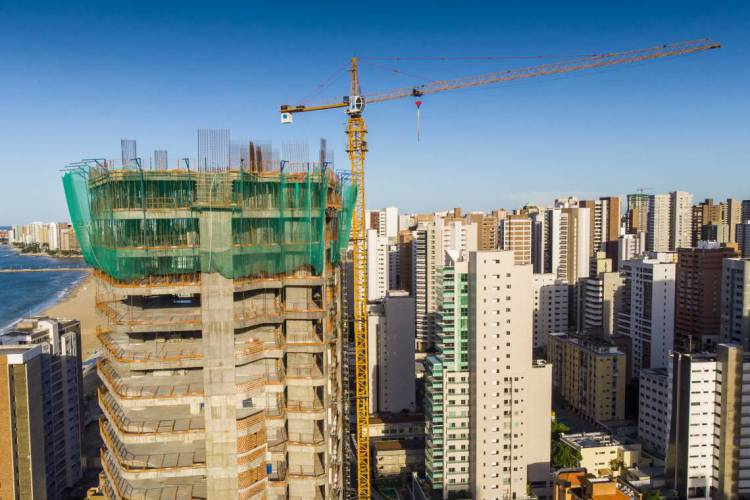 O projeto é baseado na metodologia 'Building Information Modeling' ou 'Modelagem da Informação da Construção', que visa integrar agentes e disciplinas envolvidas no desenvolvimento de uma obra em todas as suas fases (Foto: FCO FONTENELE)