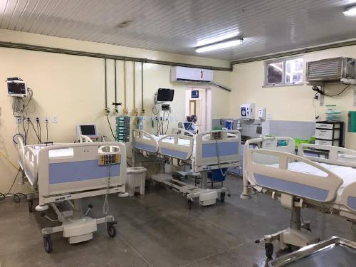 Nova ala do HUWC começou a receber pacientes
