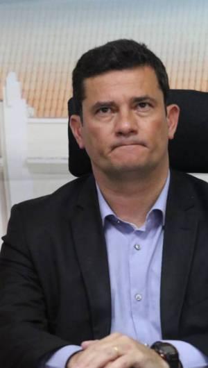 Ministro da Justiça Sérgio Moro anunciou saída do governo nesta sexcta-feira, 24/04