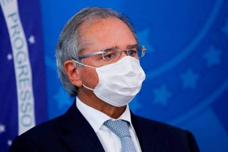 Paulo Guedes é ministro da Economia (Foto: Agência Brasil)