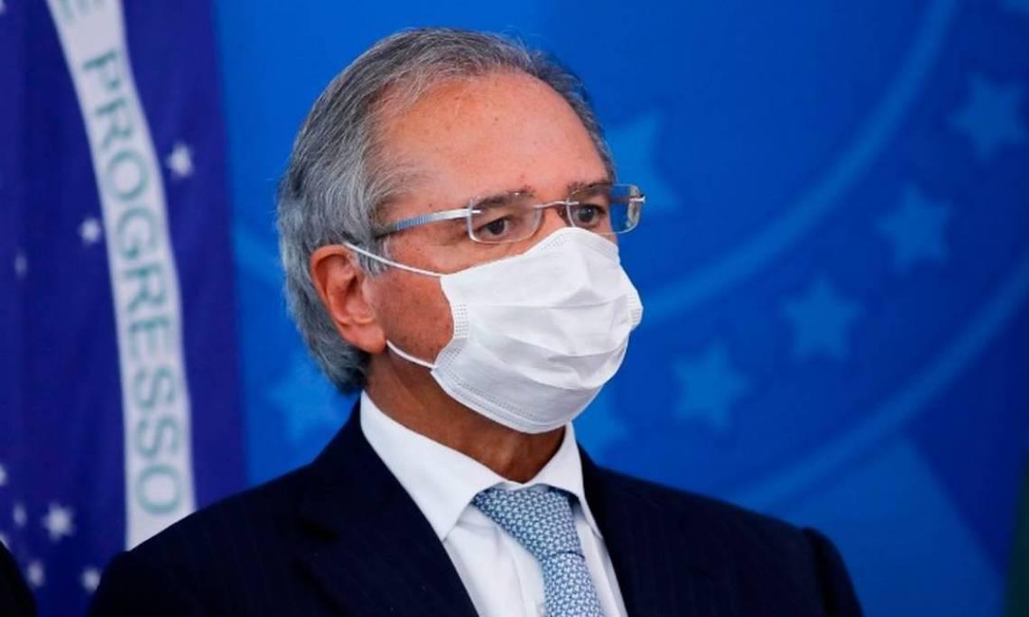 Paulo Guedes é ministro da Economia de Bolsonaro