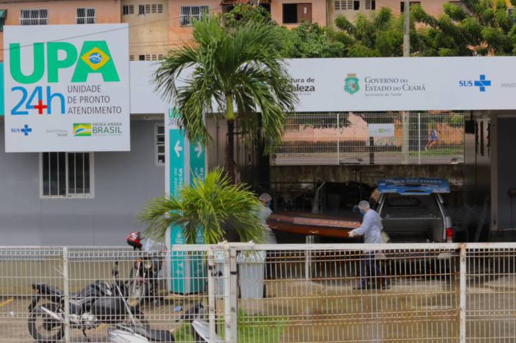 Governo Federal reconhece estado de calamidade pública no Ceará por Covid-19