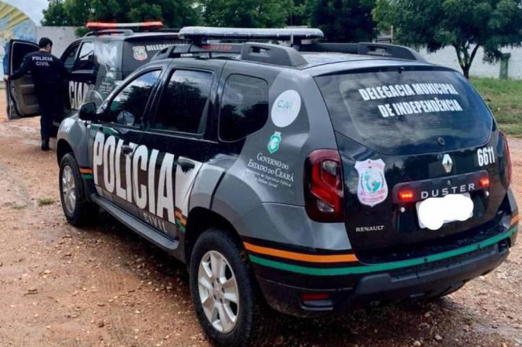 Suspeitos foram presos em Timon, no Maranhão