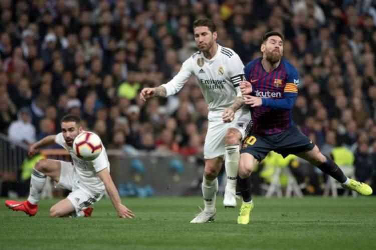 Campeonato Espanhol caminha para um retorno gradual  (Foto: AFP)