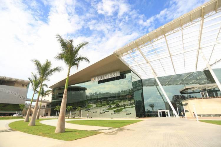 A Alshop representa 105 mil lojas de shoppings em todo o País (Foto: Foto: Divulgação / Iguatemi )