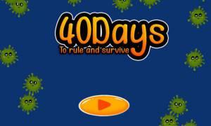 Conheça o game 40Days, da nova plataforma do O POVO