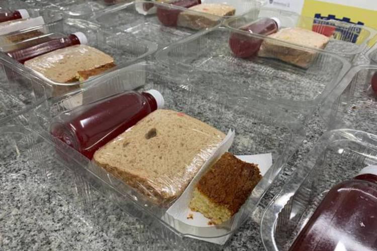 Os lanches serão preparados nos laboratórios do curso de Gastronomia da Uninassau (Foto: Divulgação)