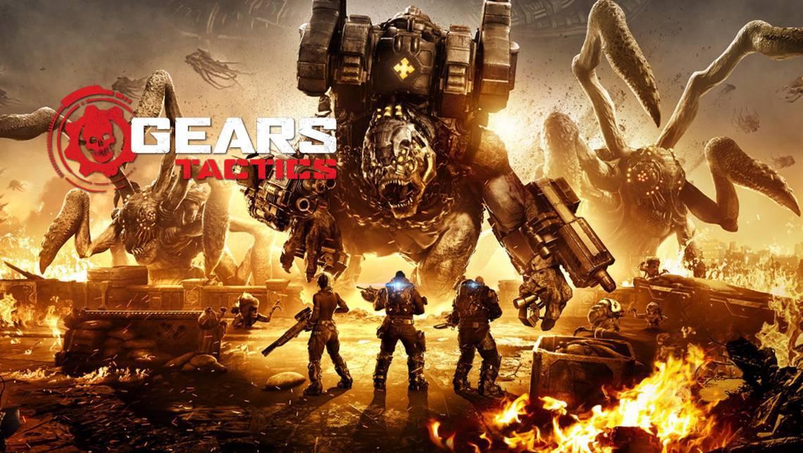 Jogo faz parte da franquia Gears of War