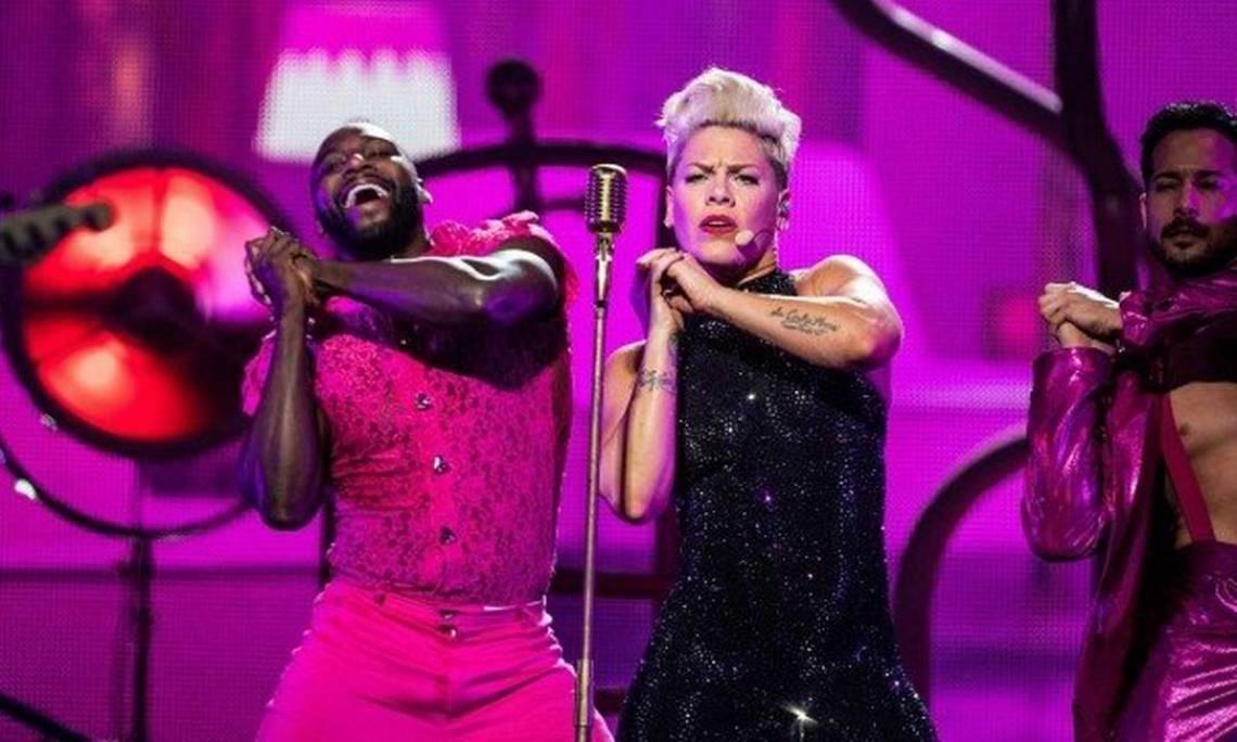 Show da cantora Pink no Brasil será reapresentado no facebook do Rock in Rio