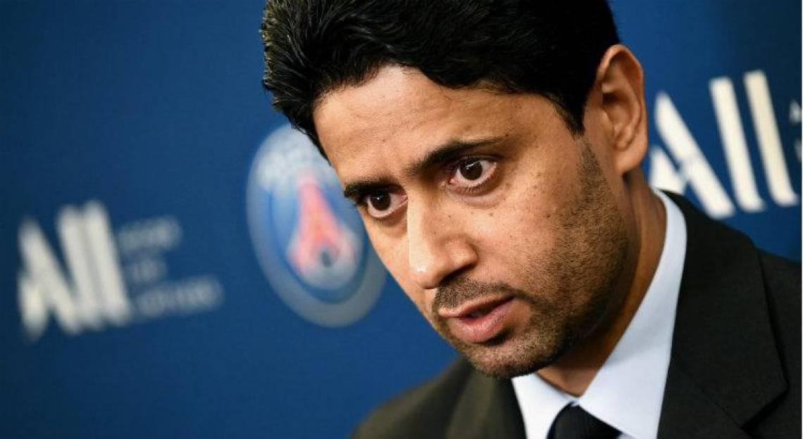 Nasser Al-Khelaifi diz que respeita a decisão do governo francês de suspende campeonatos no país