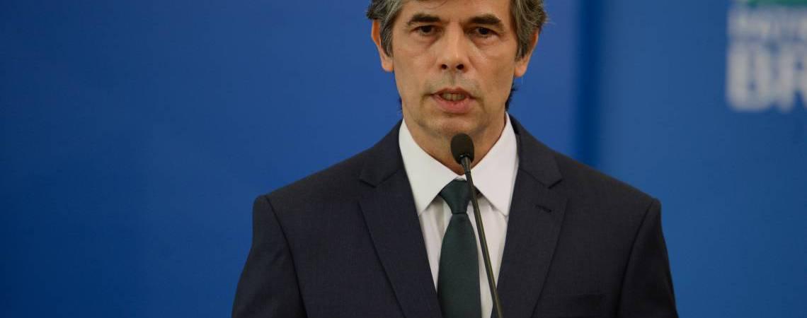 Ex-ministro Nelson Teich é a segunda testemunha ouvida pela CPI da Covid (Foto: Marcello Casal Jr/Agência Brasil)