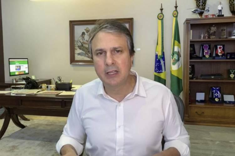 Camilo Santana defende que o isolamento social rígido é o caminho possível para a redução do número de casos de Covid-19