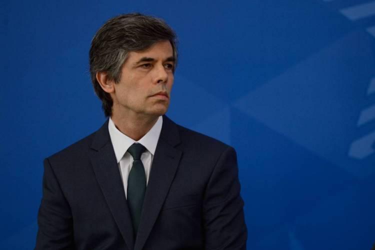 Nelson Teich, ex-ministro da Saúde do governo Bolsonaro (Foto: Marcello Casal Jr/Agência Brasil)