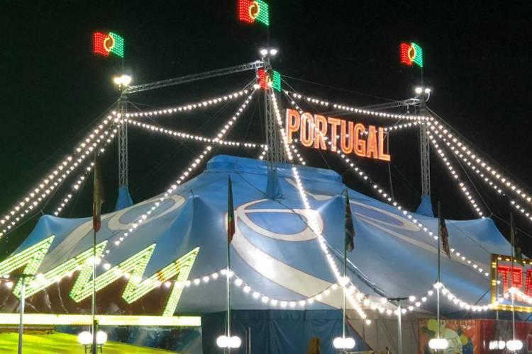Circo Portugal Internacional  (Foto: Divulgação)