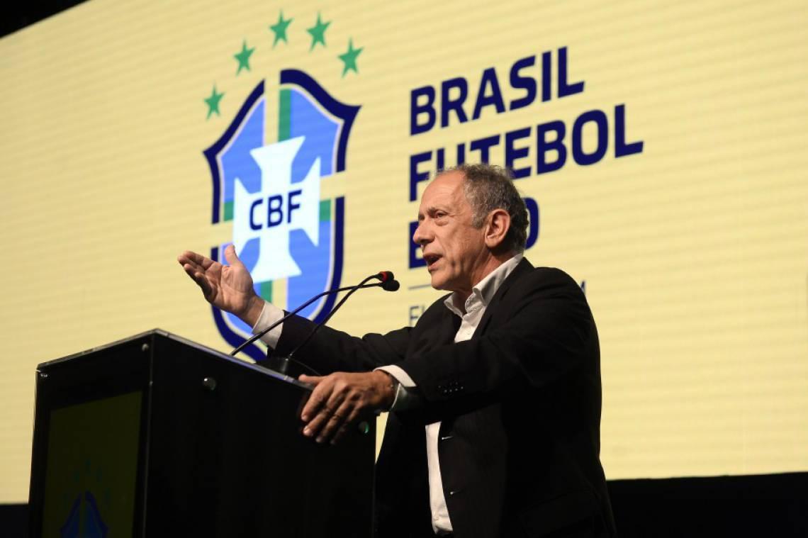 Walter Feldman, secretário-geral da CBF