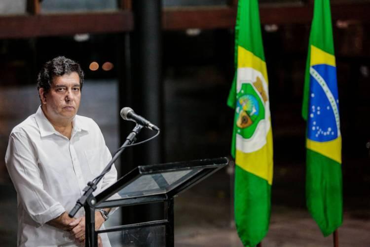 Cabeto reorganizará a projeção com epidemiologistas e pesquisadores que estão acompanhando a curva de casos no Ceará.  (Foto: JÚLIO CAESAR)