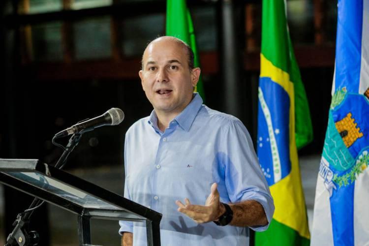 FORTALEZA-CE, BRASIL, 01-05-2020: Roberto Cláudio, prefeito de Fortaleza (Foto: JÚLIO CAESAR)