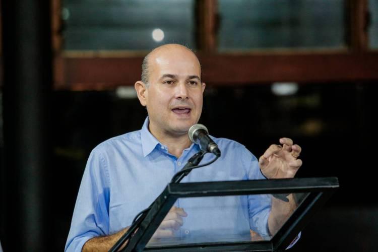 Roberto Cláudio, prefeito de Fortaleza. ( Foto: Júlio Caesar / O Povo) (Foto: JÚLIO CAESAR)