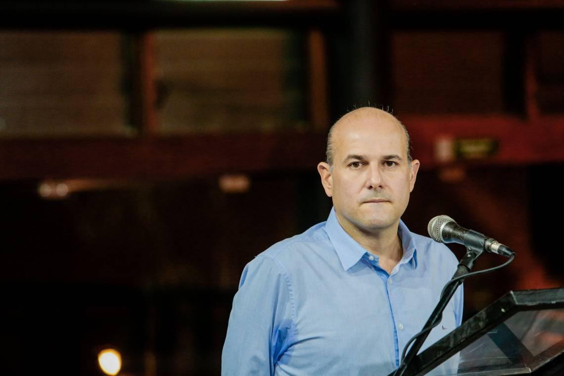 ROBERTO CLÁUDIO participou de transmissão de lançamento da pré-candidatura de Alexandre Pereira (Cidadania)