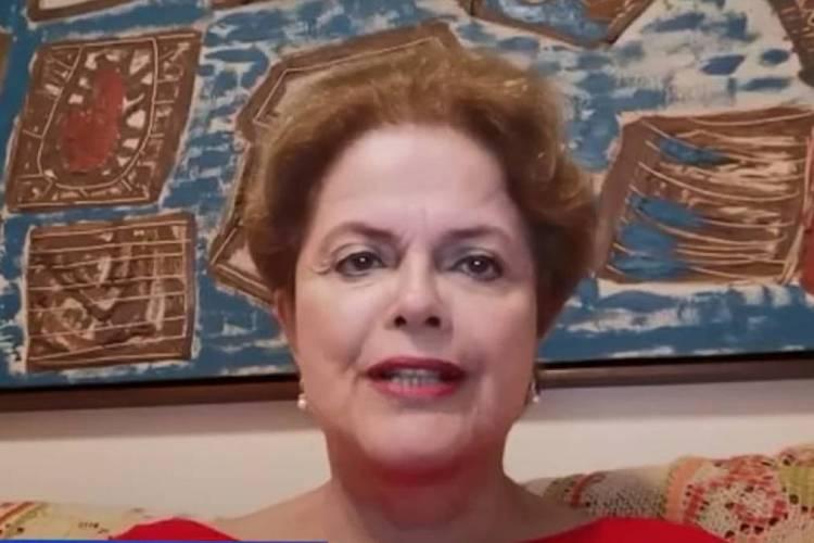 Dilma defende aprovação de projeto que autoriza o uso medicinal da cannabis e relata tratamento da mãe com óleo de cannabis medicinal após AVC  (Foto: Reproducao)