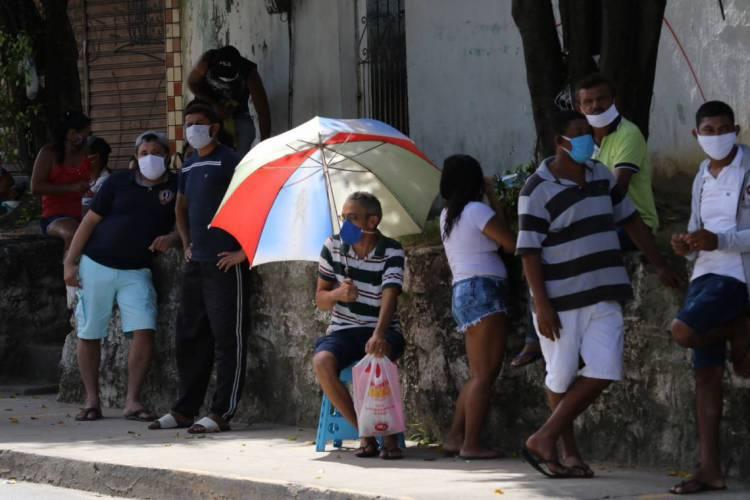 """""""Os diferentes impactos socioeconômicos refletem a matriz da desigualdade social na região"""", afirma o relatório (Foto: Fabio Lima)"""