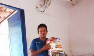Em Pacatuba, a Casa Beneficente Lar Maria de Nazaré trabalha com famílias dos bairros de situação precária Pavuna e Timbozinho (Foto: Divulgação/Casa Beneficiente Lar Maria de Nazaré)