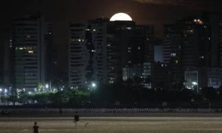 Superlua em Fortaleza