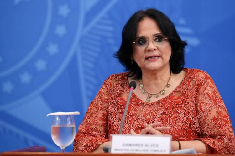 Coletiva de imprensa para tratar sobre as ações de enfrentamento no combate ao coronavírus.  (Foto: Júlio Nascimento/PR)