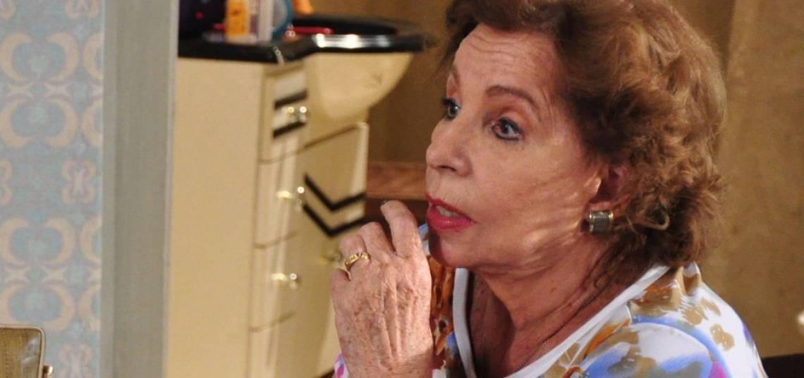 Sua última novela na Globo foi