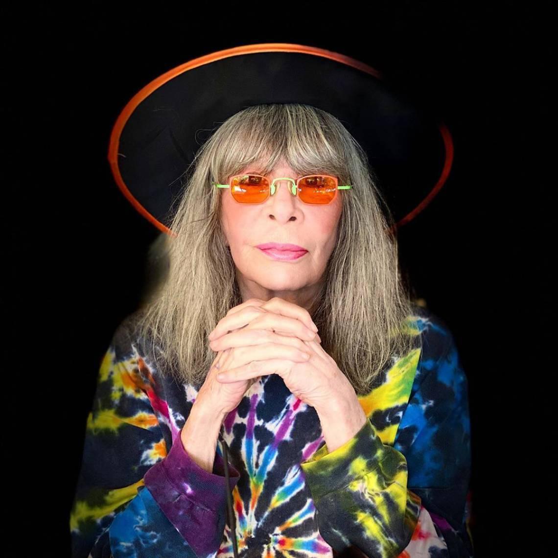 Rita Lee avisa: a live não será musical. O bate-papo celebra 40 anos de um clássico da música brasileira