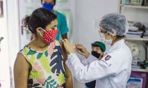 As unidades funcionarão exclusivamente para imunização, das 08h às 17h, nas Regionais II e VI