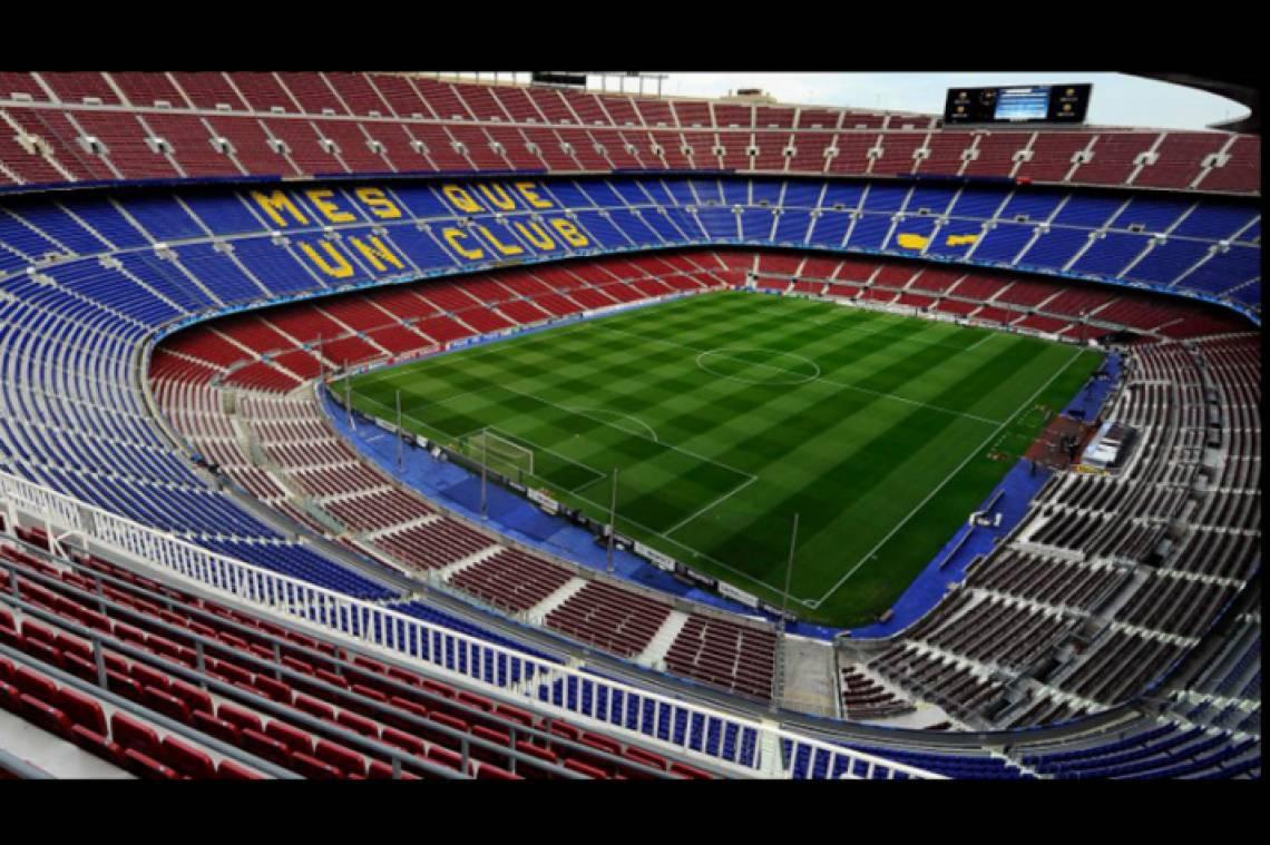 Fundação Barça vai buscar marca que queira dar nome ao estádio e arrecadação será investida na luta contra a Covid-19