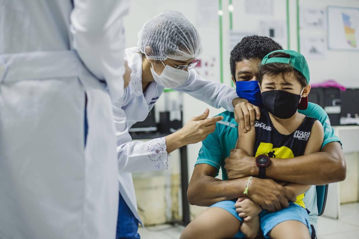 Na crise de coronavírus, todos os índices de acompanhamento no Brasil caíram (Foto: Aurelio Alves)