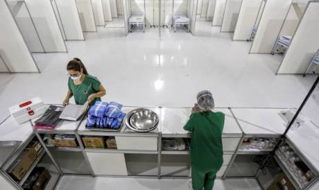 O epicentro da epidemia de coronavírus no Ceará é Fortaleza