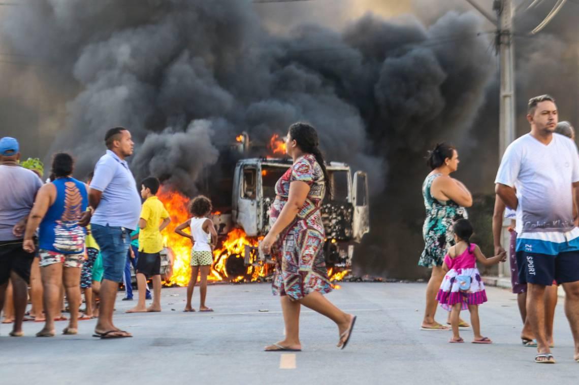 Ações da facção criminosa nascida no Ceará tiveram início em 2016
