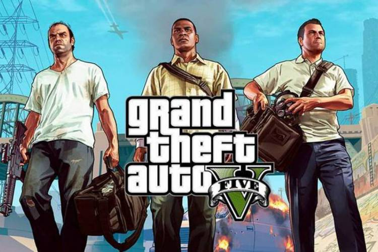GTA V foi aclamado pela crítica e é um dos maiores sucesso comerciais da história dos games (Foto: Divulgação)