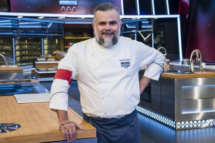 Francisco está em seu segundo reality de gastronomia