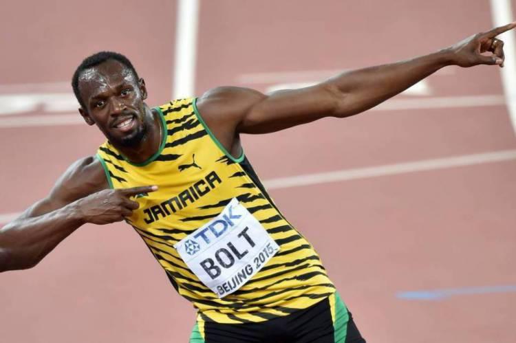 Usain Bolt é um dos maiores atletas da história dos Jogos Olímpicos (Foto: AFP)