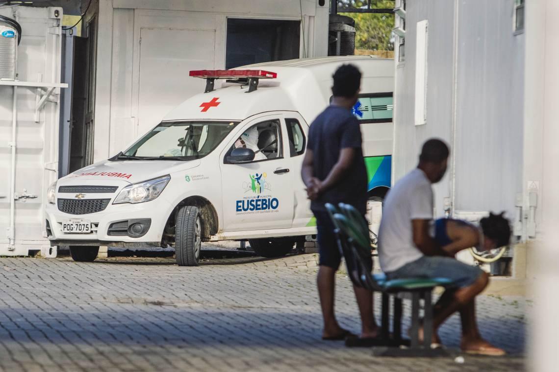 MOVIMENTAÇÃO na UPA em Eusébio: municípios têm fortalecido atenção primária para evitar necessidade de UTI