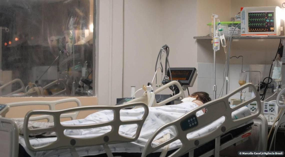 Ceará soma 15.441 mortos por coronavírus e 586.078 pessoas infectadas
