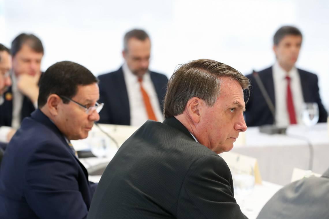 PGR avalia se Bolsonaro teria cometido crime de  advocacia administrativa