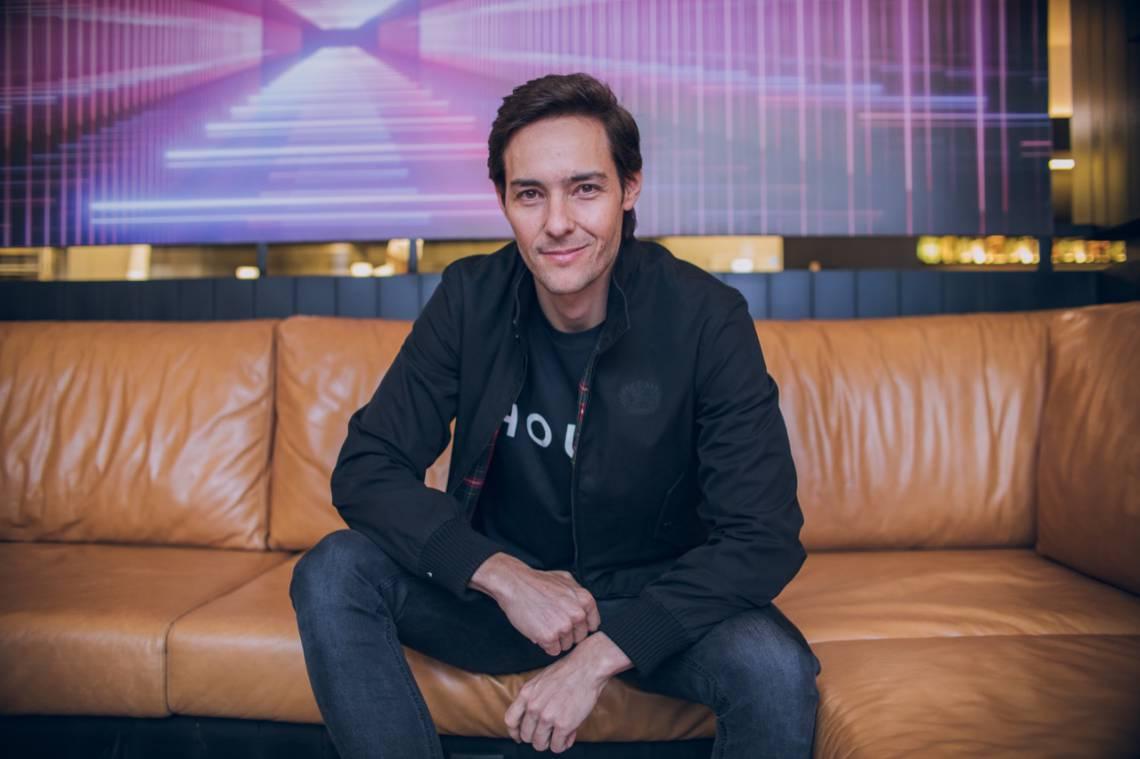 Alexandre Frankel, CEO da Housi, está otimista com a chegada da startup a Fortaleza