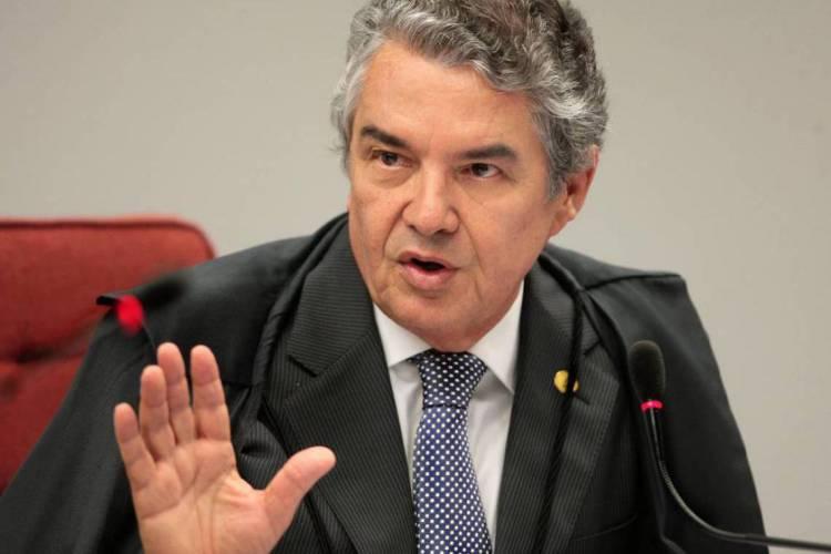 A determinação do ministro do STF Marco Aurélio atende a um pedido da Procuradoria-Geral do Maranhão  (Foto: Carlos Alberto/STF)