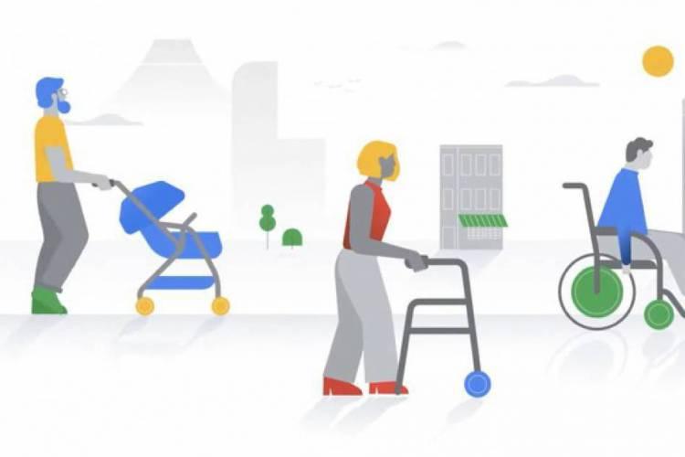 Acessibilidade é destinada a todos que dependem de rodinhas para se locomoverem (Foto: Reprodução/YouTube)