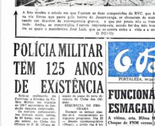 Polícia Militar do Ceará comemorou 125 anos de existência